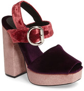 Jeffrey Campbell Mitra Platform Sandal (Women)
