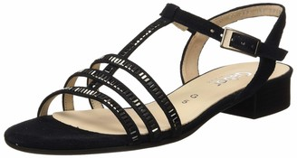 Gabor Shoes Women's Comfort-Sport Ankle Strap Sandals