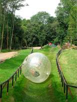 Virgin Experience Days Zorbing Experience For Two In Caterham, London
