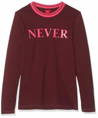 S'Oliver Girls' 66.909.31.8880 T-Shirt