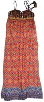 Denim & Supply Ralph Lauren Orange Cotton Dress for Women
