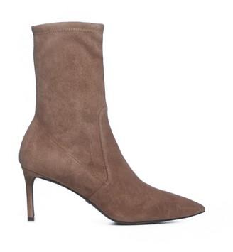 Stuart Weitzman Wren Ankle Heeled Boots