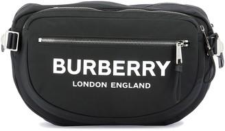 Burberry Logo Zipped Belt Bag