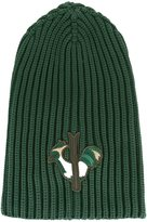 Rossignol long beanie hat