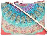 Etro scarf print crossbody bag - women - PVC/Polyester/Cotton/Nylon - One Size