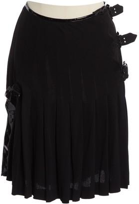 Jean Paul Gaultier Black Skirt for Women
