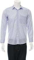 Steven Alan Geometric Button-Up Shirt
