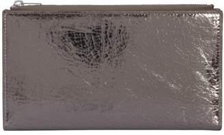 MM6 MAISON MARGIELA Crinkle Bifold Wallet