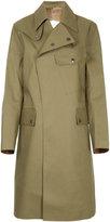 MACKINTOSH rabbit fur lined coat