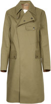 MACKINTOSH straight fit fur coat