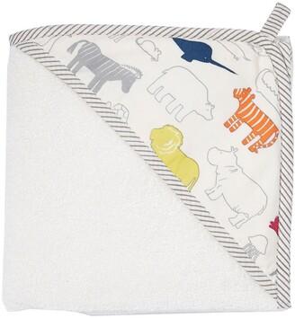 Pehr Print Hooded Towel