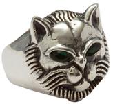 Femme Metale Jewelry Fine Feline Ring