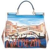Dolce & Gabbana Sicily Medium Venezia Satchel