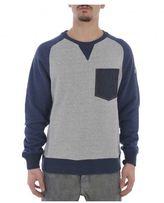 Moncler Denim Pocket Sweatshirt