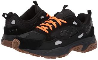 Skechers Stamina Contic (Black) Men's Shoes