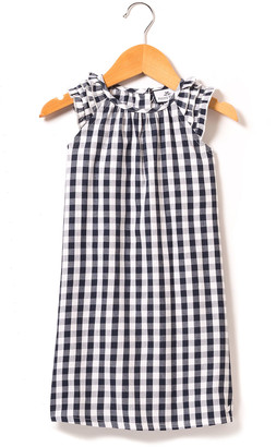 Petite Plume Amelie Gingham Nightgown, Size 6M-14