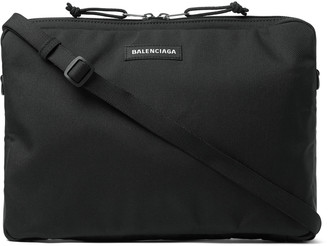Balenciaga Canvas Messenger Bag