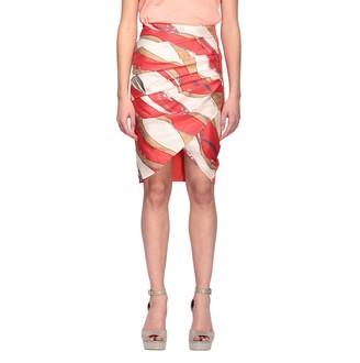 Elisabetta Franchi Skirt Pencil Skirt With Chain Print
