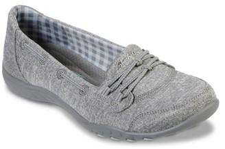 Skechers Relaxed Fit Breathe Easy A-Look Slip-On Sneaker