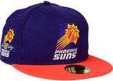 New Era Phoenix Suns Anniversary Patch 59FIFTY Cap