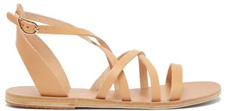 Ancient Greek Sandals Delia Leather Sandals - Tan