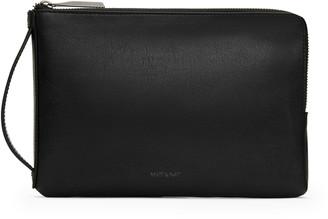 Matt & Nat SEVALG Large Travel Wallet - Black