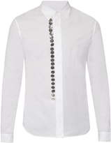 J.W.Anderson Button-detail cotton shirt