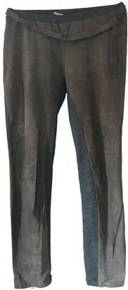 Humanoid Other Leather Trousers