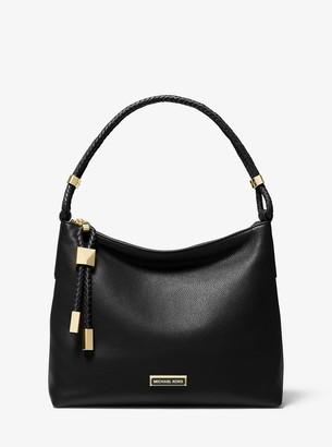 MICHAEL Michael Kors Lexington Medium Pebbled Leather Shoulder Bag
