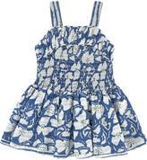 Stella McCartney Printed organic cotton dress and matching bloomers