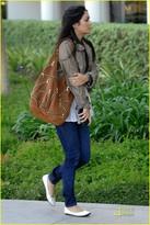 Multi Zipper Bag as seen on Vanessa Hudgens