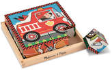 Vehicles Cube Puzzle - 16 Pieces