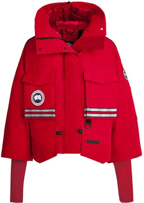 Canada Goose x Angel Chen Snow Mantra puffer jacket