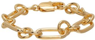 Laura Lombardi Gold Rafaella Chain Bracelet