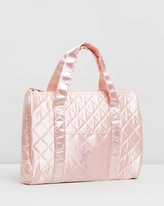 Flo Dancewear Quilted Ballet Bag