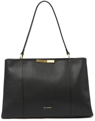Ted Baker Camieli Bow Leather Shoulder Bag