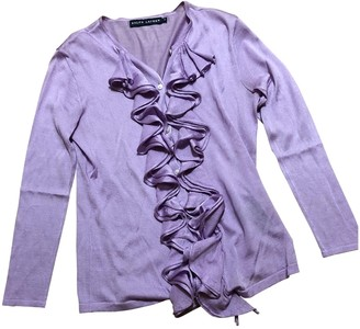 Ralph Lauren Pink Silk Tops