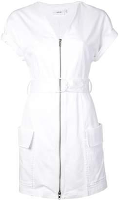 A.L.C. short sleeve utility dress