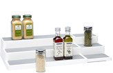 Container Store madesmart® Expandable Shelf Organizer White