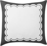 The Emily & Meritt Rise And Shine Pillow, Charcoal