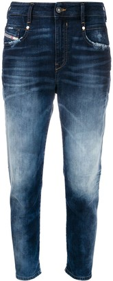 Diesel Fayza boyfriend jeans