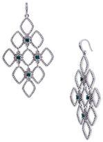 Lauren Ralph Lauren Open Chandelier Pierced Earrings