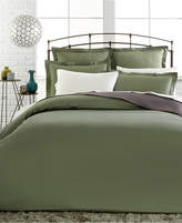 Charter Club Damask King Duvet Cover, 500 Thread Count 100% Pima Cotton