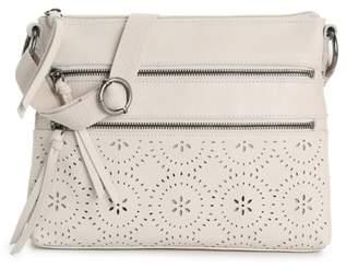 The Sak Reseda Leather Crossbody Bag