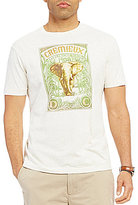 Daniel Cremieux Sonoran Trails Safari Print Short-Sleeve Graphic Tee