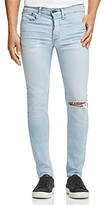 Rag & Bone Standard Issue Fit 1 Super Slim Distressed Jeans in Rhinebeck
