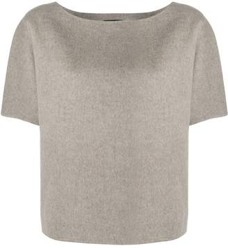 Theory round neck top