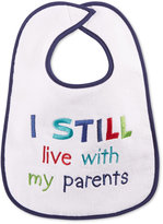 First Impressions Baby Boys' or Baby Girls' Message Bib, Only at Macy's