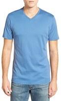 Robert Barakett 'Georgia' V-Neck Pima Cotton T-Shirt