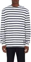 Alexander Wang Men's Nautical-Striped Cotton T-Shirt